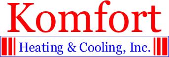 Komfort Heating & Cooling-logo