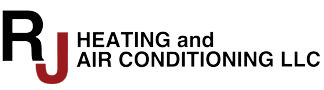 RJ Heating and Air Conditioning logo